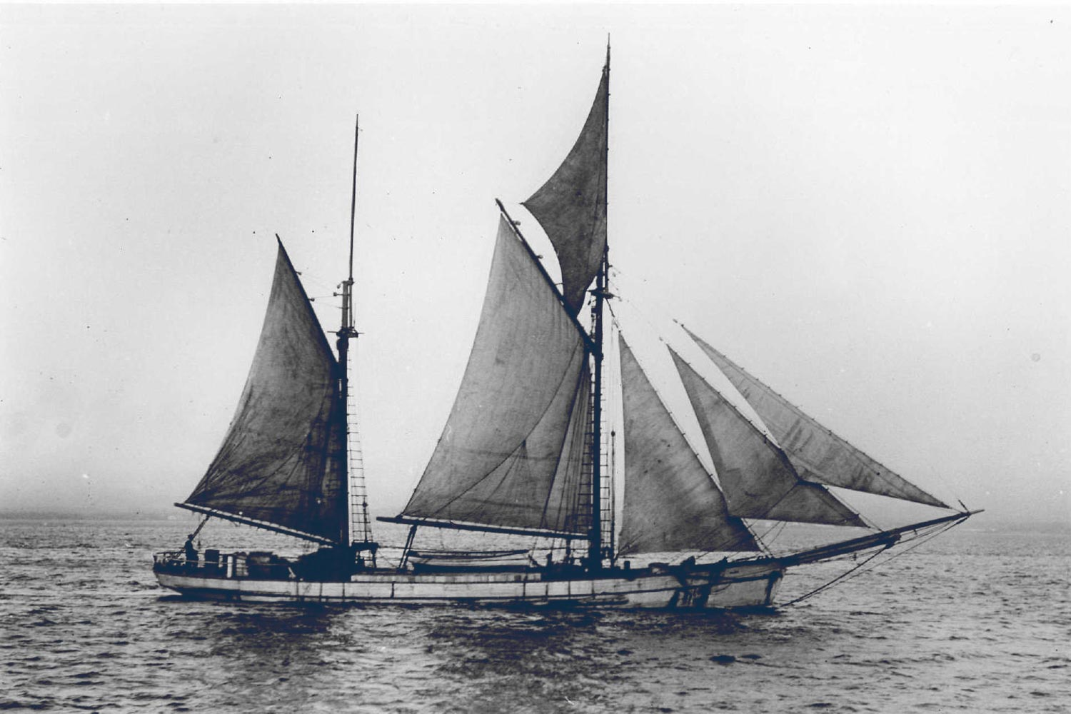 Historical ship photo